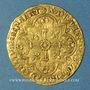Coins Jean le Bon (1350-1364). Mouton d'or (17 janvier 1355)