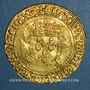 Coins Louis XII (1498-1514). Ecu d'or au porc-épic. Bordeaux (nef)