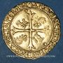 Coins Louis XII (1498-1514). Ecu d'or au porc-épic. Lyon