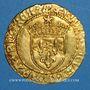 Coins Louis XII (1498-1514). Ecu d'or au soleil. Différent ancre, Bayonne