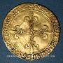 Coins Louis XII (1498-1514). Ecu d'or au soleil. Paris (point 19e)