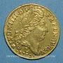 Coins Louis XIV (1643-1715). Louis d'or au soleil 1710L. Bayonne