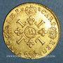 Coins Louis XIV (1643-1715). Louis d'or aux 4L 1694AA. Metz. Réformation