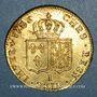 Coins Louis XVI (1774-1793). Double louis d'or au buste nu 1786 I. Limoges. 1er semestre