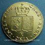 Coins Louis XVI (1774-1793). Double louis d'or au buste nu 1786 K. Bordeaux. 1er semestre