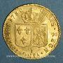 Coins Louis XVI (1774-1793). Louis d'or au buste nu 1786I. Limoges. 1er semestre