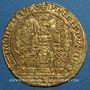Coins Philippe VI de Valois (1328-1350). Ecu d'or à la chaise, 1ère émission (1er janvier 1337)