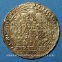 Coins Philippe VI de Valois (1328-1350). Ecu d'or à la chaise, 4e émission (13 août 1348)