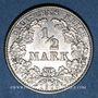 Coins Allemagne. 1/2 mark 1905G