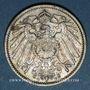 Coins Allemagne. 1 mark 1914F