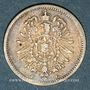 Coins Allemagne. 20 pfennig 1874F
