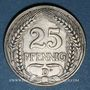 Coins Allemagne. 25 pfennig 1911D