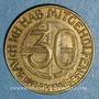 Coins Allemagne. 3e reich. 30 Opferpfennig. Médaille de propagande