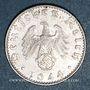 Coins Allemagne. 3e reich. 50 reichspfennig 1944G