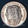 Coins Allemagne. 5 mark 1967F. Humboldt