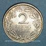 Coins Allemagne. République de Weimar. 2 reichsmark 1925F