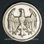 Coins Allemagne. République de Weimar. 3 mark 1924A