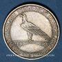 Coins Allemagne. République de Weimar. 3 reichsmark 1930A. Rheinlandräumung