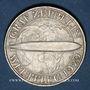 Coins Allemagne. République de Weimar. 3 reichsmark 1930A Zeppelin