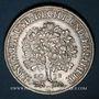 Coins Allemagne. République de Weimar. 5 reichsmark 1932G. Tilleul