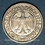 Coins Allemagne. République de Weimar. 50 reichspfennig 1928G