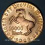 Coins Allemagne. Westphalie. 10 000 mark 1923