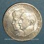 Coins Anhalt. Frédéric II (1904-1918). 3 mark 1914A Noces d'argent