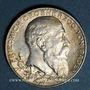 Coins Bade. Frédéric I, grand-duc (1856-1907). 2 mark 1902. Jubilé