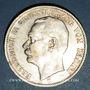 Coins Bade. Frédéric II (1907-1918). 3 mark 1912G