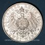 Coins Bavière. Otto (1886-1913). 2 mark 1907D