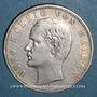 Coins Bavière. Otto (1886-1913). 5 mark 1902 D