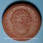 Coins Eisenach. Stadt. 1 mark 1921. Porcelaine