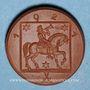 Coins Gross-Wartenberg. 50 pfennig 1921. Porcelaine