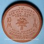 Coins Meissen. Stadt. 10 mark 1921. Ludwig Richter. Porcelaine