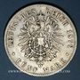 Coins Prusse. Guillaume I (1861-1888). 5 mark 1876A