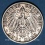 Coins Prusse. Guillaume II (1888-1918). 2 mark 1903A