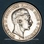 Coins Prusse. Guillaume II (1888-1918). 2 mark 1907A