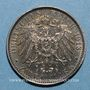 Coins Prusse. Guillaume II (1888-1918). 2 mark 1913A Jubilé