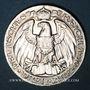 Coins Prusse. Guillaume II (1888-1918). 3 mark 1910A. Université de Berlin