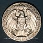 Coins Prusse. Guillaume II (1888-1918). 3 mark 1910A Université de Berlin