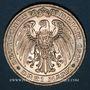 Coins Prusse. Guillaume II (1888-1918). 3 mark 1911A Université de Breslau