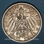 Coins Prusse. Guillaume II (1888-1918). 3 mark 1913A, Jubilé