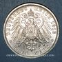 Coins Prusse. Guillaume II (1888-1918). 3 mark 1913A Jubilé