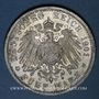 Coins Prusse. Guillaume II (1888-1918). 5 mark 1901 Bicentenaire