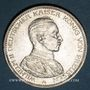 Coins Prusse. Guillaume II (1888-1918). 5 mark 1914A