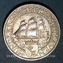 Coins République de Weimar. 3 reichsmark 1927A. Port de Brême
