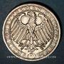 Coins République de Weimar. 3 reichsmark 1928A. Naumbourg