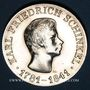 Coins République Démocratique allemande, 10 mark 1966, 125e anniversaire de K. F. Schinkel