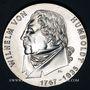 Coins République Démocratique allemande, 20 mark 1967, 200e anniversaire de la naissance de Humboldt