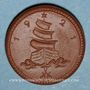 Coins Saxe. 1 mark 1921. Porcelaine